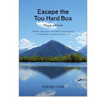 Escape the Too Hard Box, 3rd edition